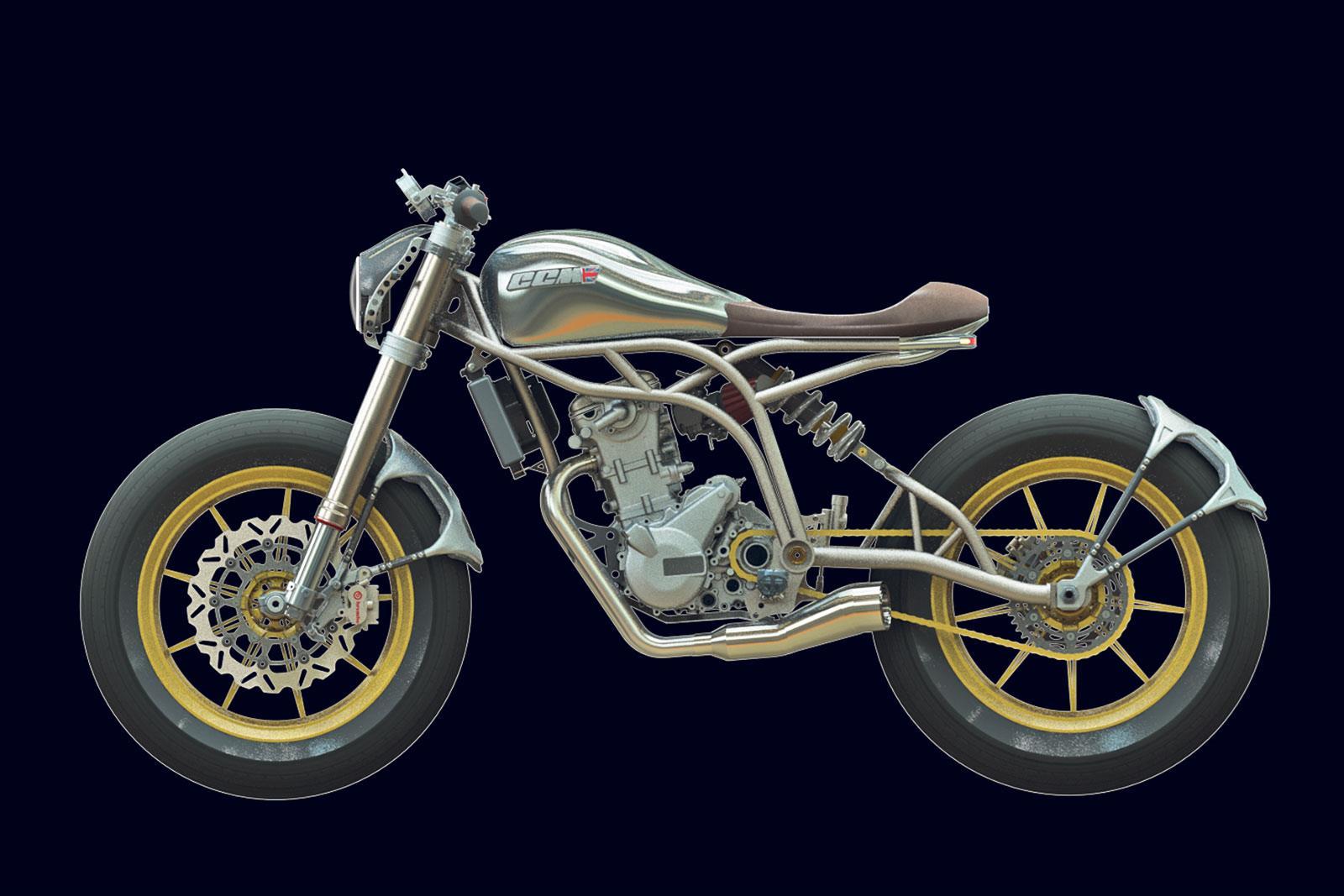 Carole Nash Bike Insurance >> CCM plan new Spitfire Scrambler