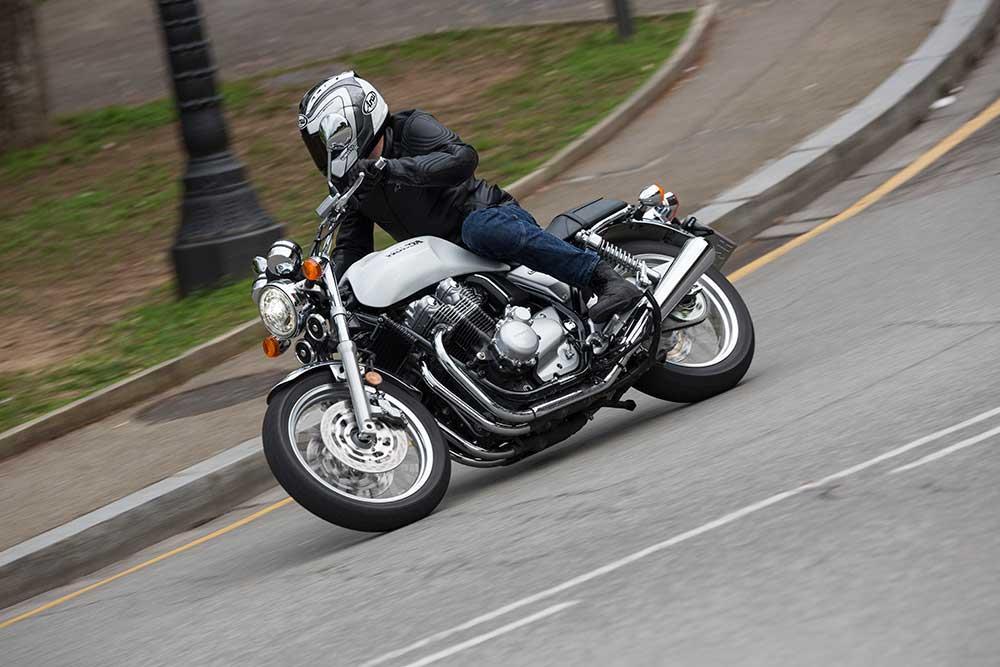 HONDA CB1100EX (2017-on) Review   Speed, Specs & Prices   MCN