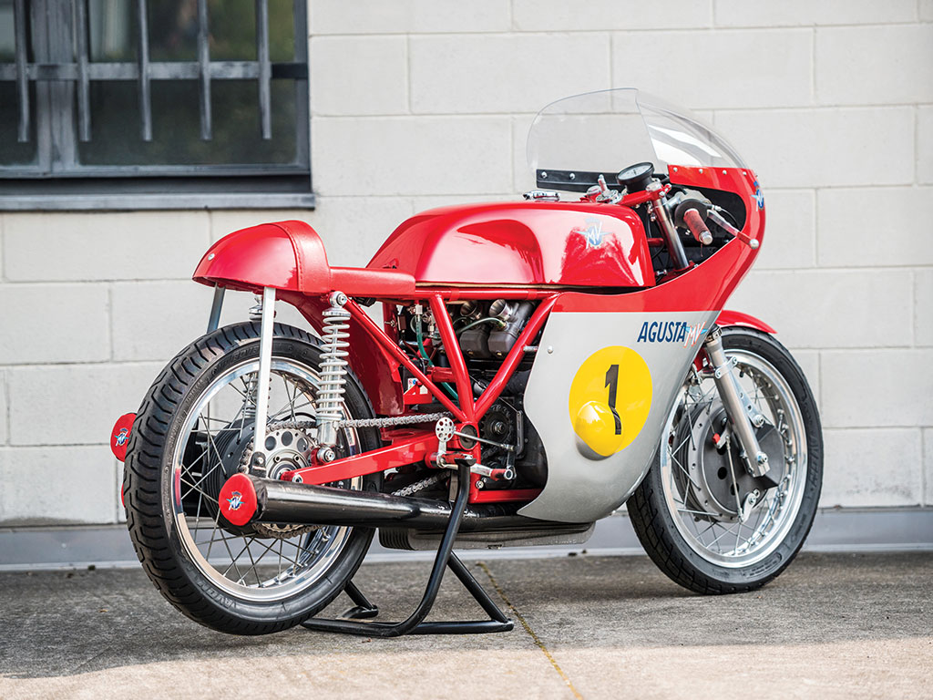Agostini MV Agusta up for £210,000 at auction | MCN