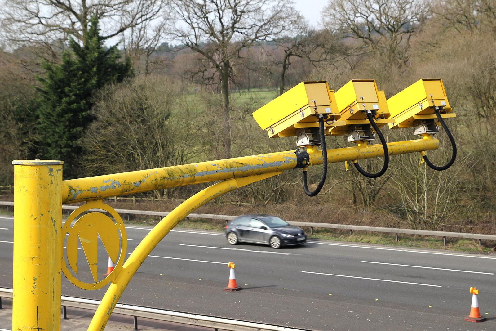 Tougher fines for speeding motorists come into effect