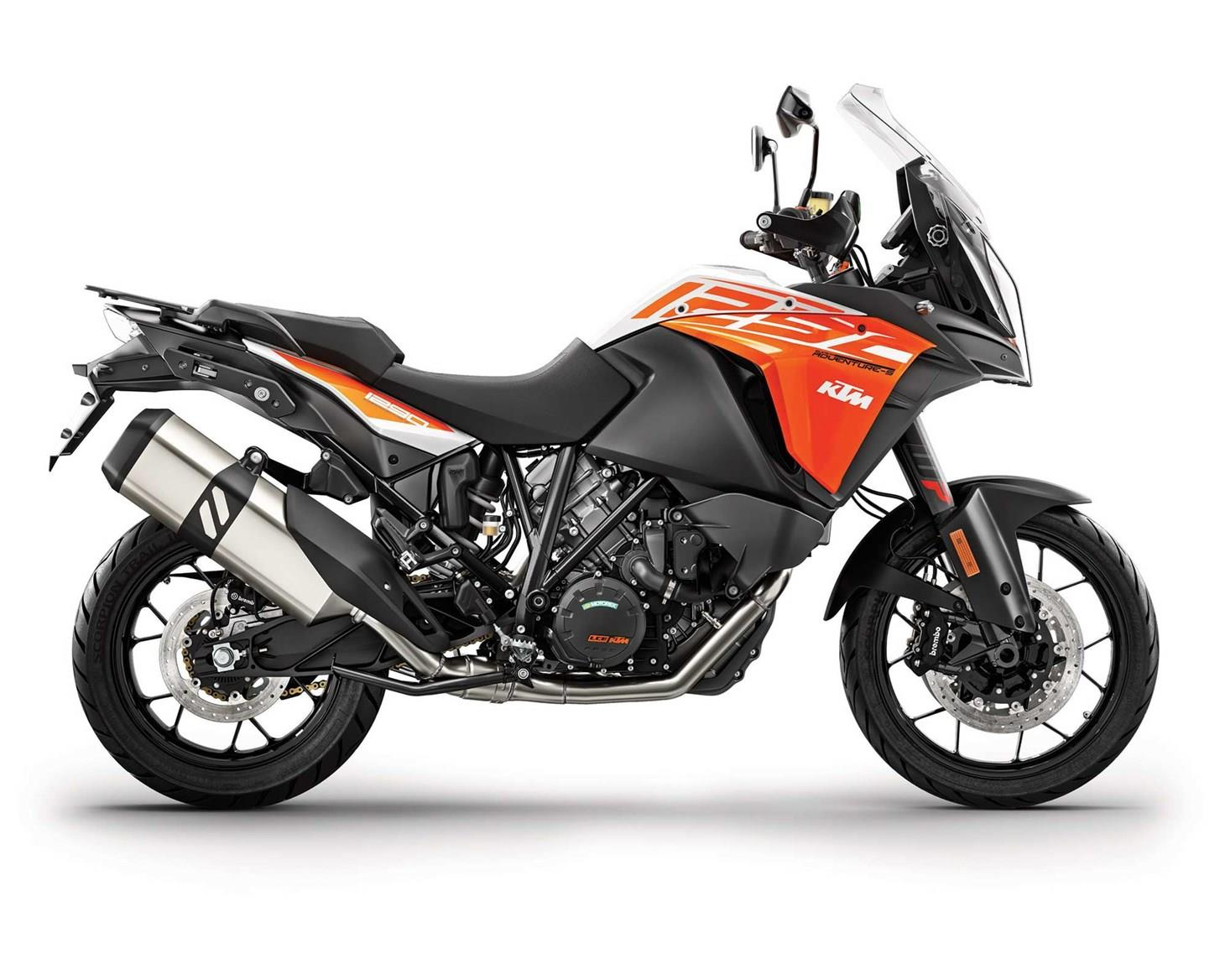 ktm 1290 super adventure s 2017 on motorcycle review mcn