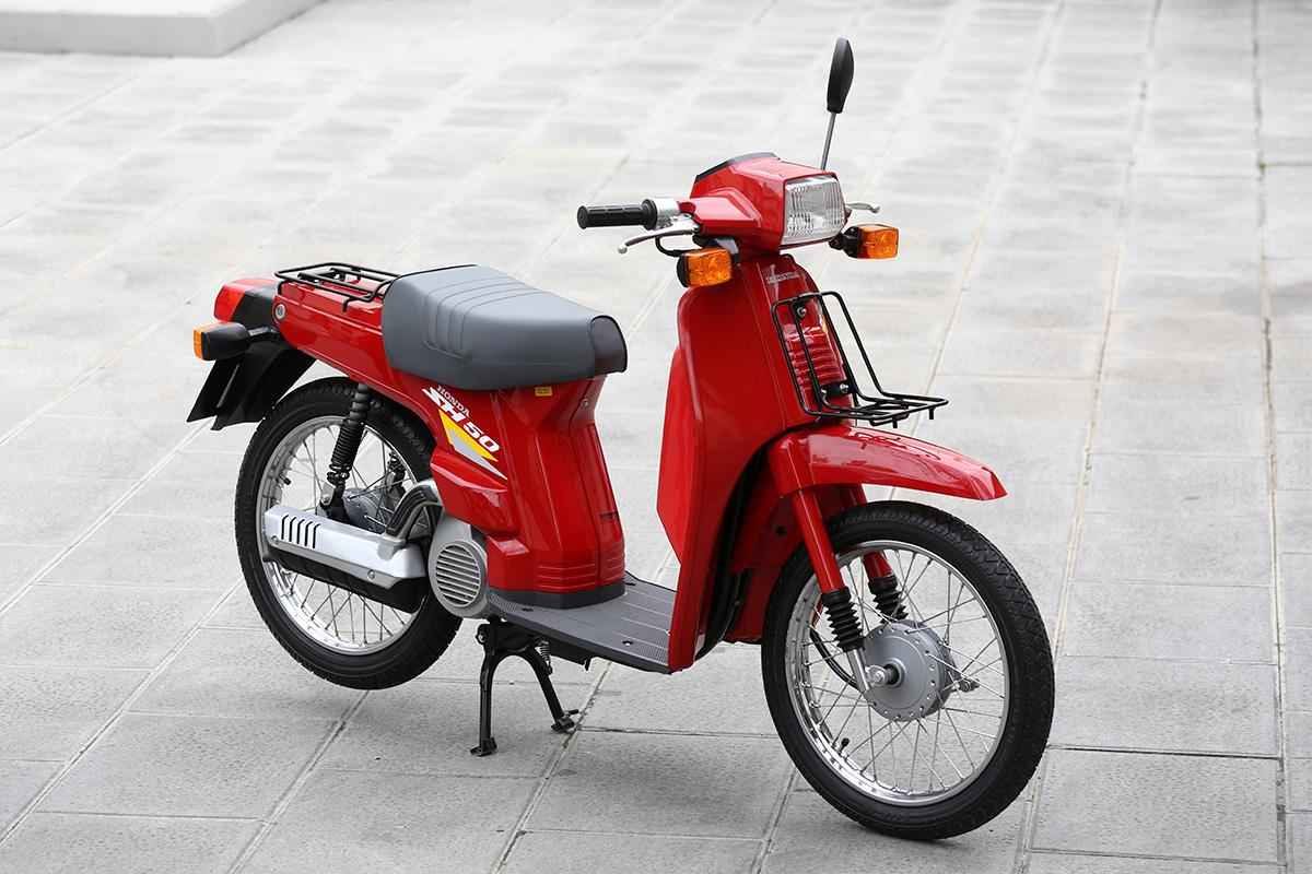 Honda Parts Cheap >> Honda produce their one millionth SH scooter   MCN