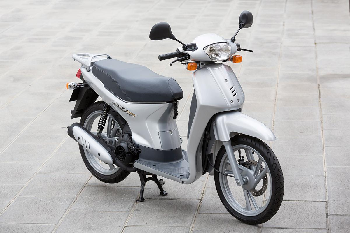 Honda Produce Their One Millionth Sh Scooter