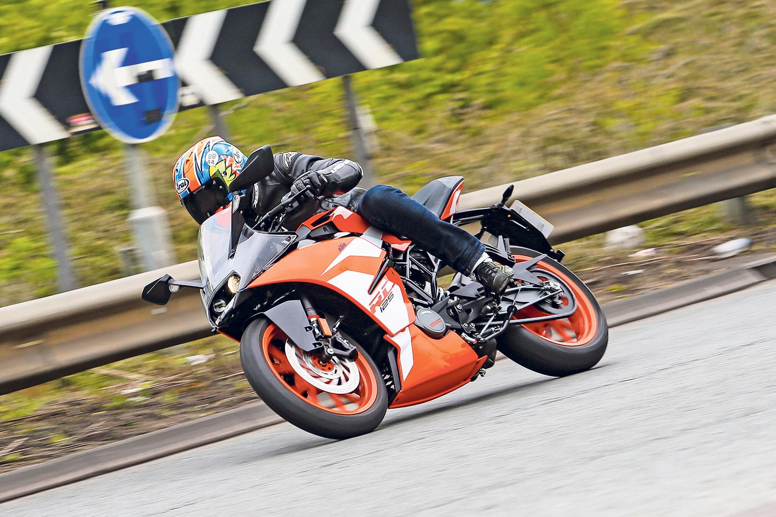 Ktm Rc For Short Riders