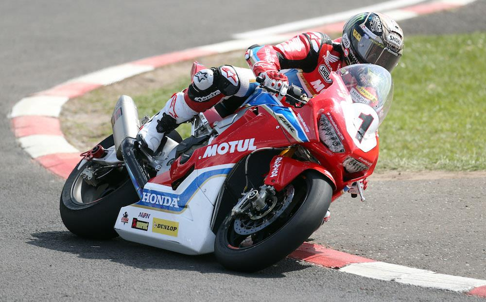 NW200: Honda Racing withdraw from North West after McGuinness crash | MCN
