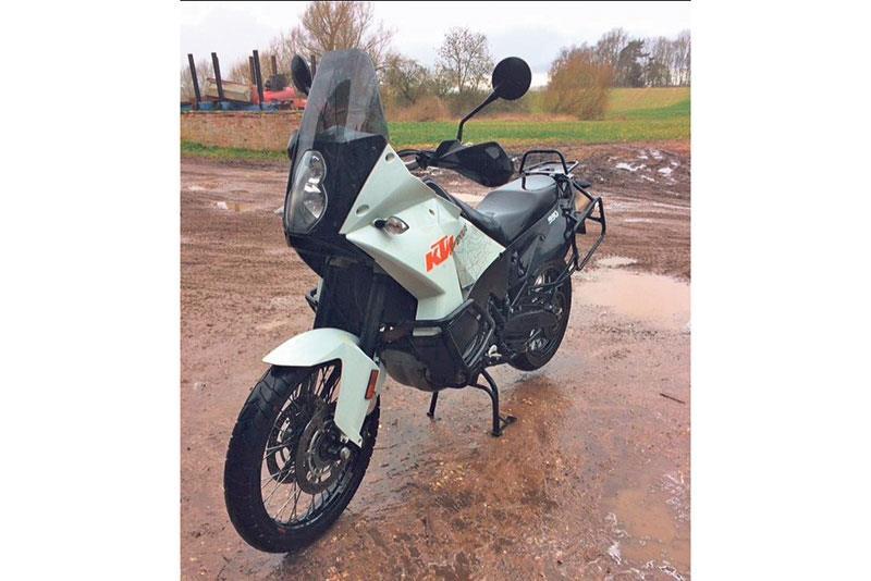 KTM 990 Adventure for sale