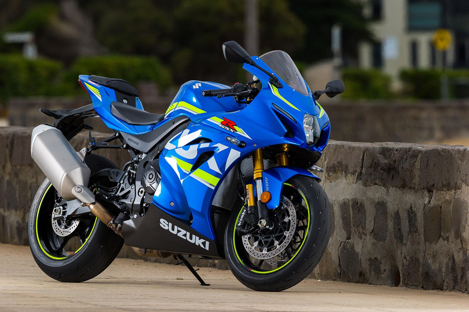 Gsxr 1000 2018 >> Suzuki's great Café tour | MCN