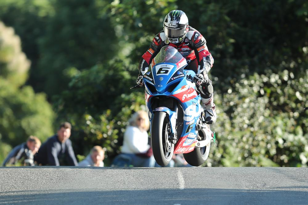 Third time lucky for TT practice