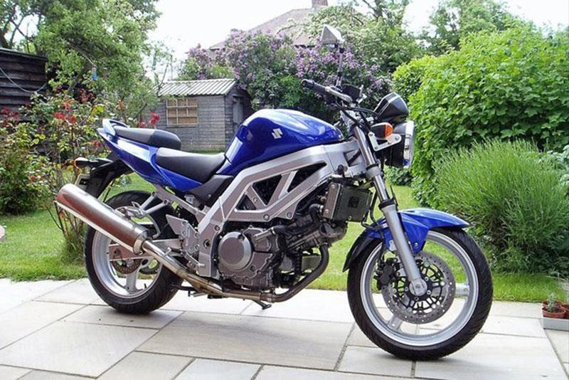 Suzuki SV650 motorcycle for sale