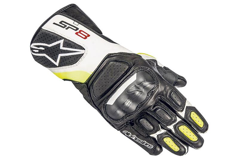 Alpinestars SP8 gloves