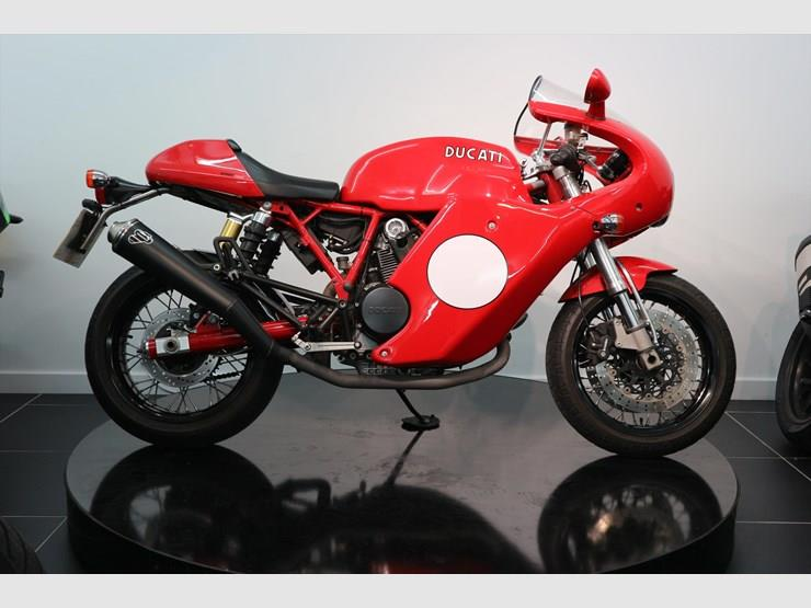 Ducati Sport Classic motorcycle for sale