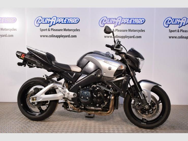 Suzuki B-King motorcycle for sale