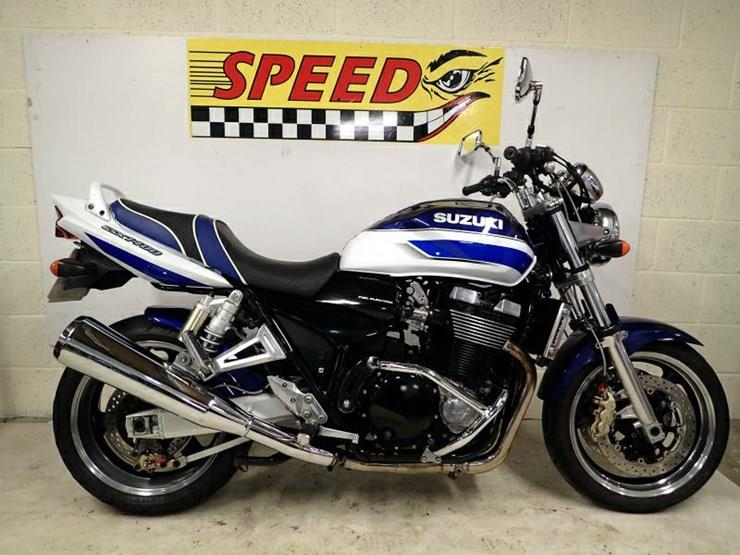 Suzuki GSX1400 motorcycle for sale