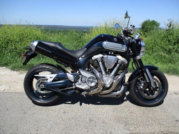 Yamaha MT-01 motorcycle for sale