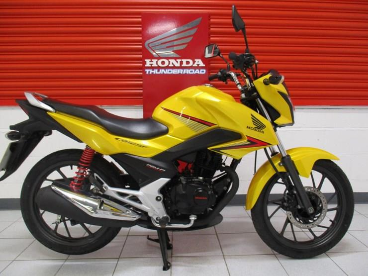 Honda CB125 motorcycle for sale