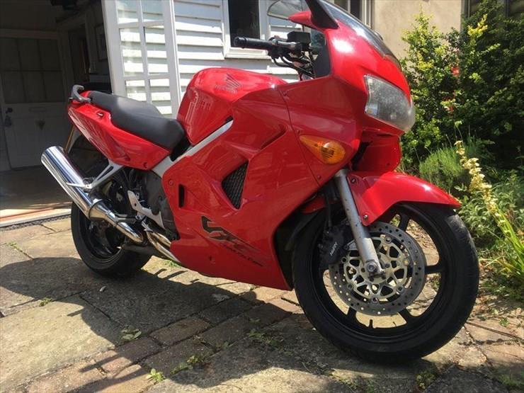 Honda VFR800 motorcycle for sale