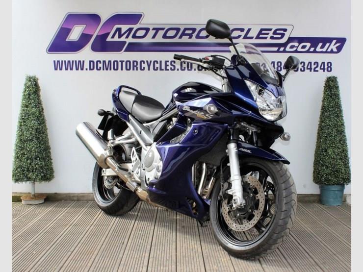 Suzuki GSF1250 Bandit motorcycle for sale