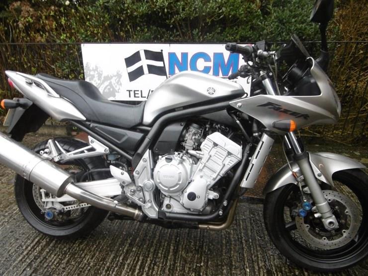 Yamaha FZS1000 Fazer motorcycle for sale