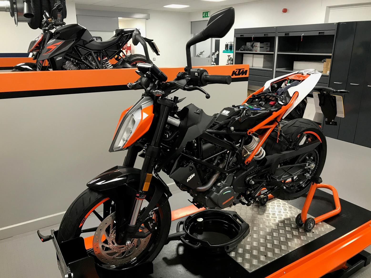 How Much Does The Ktm  Duke Cost