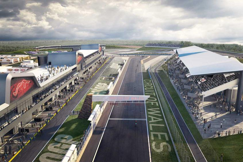 Funding blow crushes hopes for Circuit of Wales