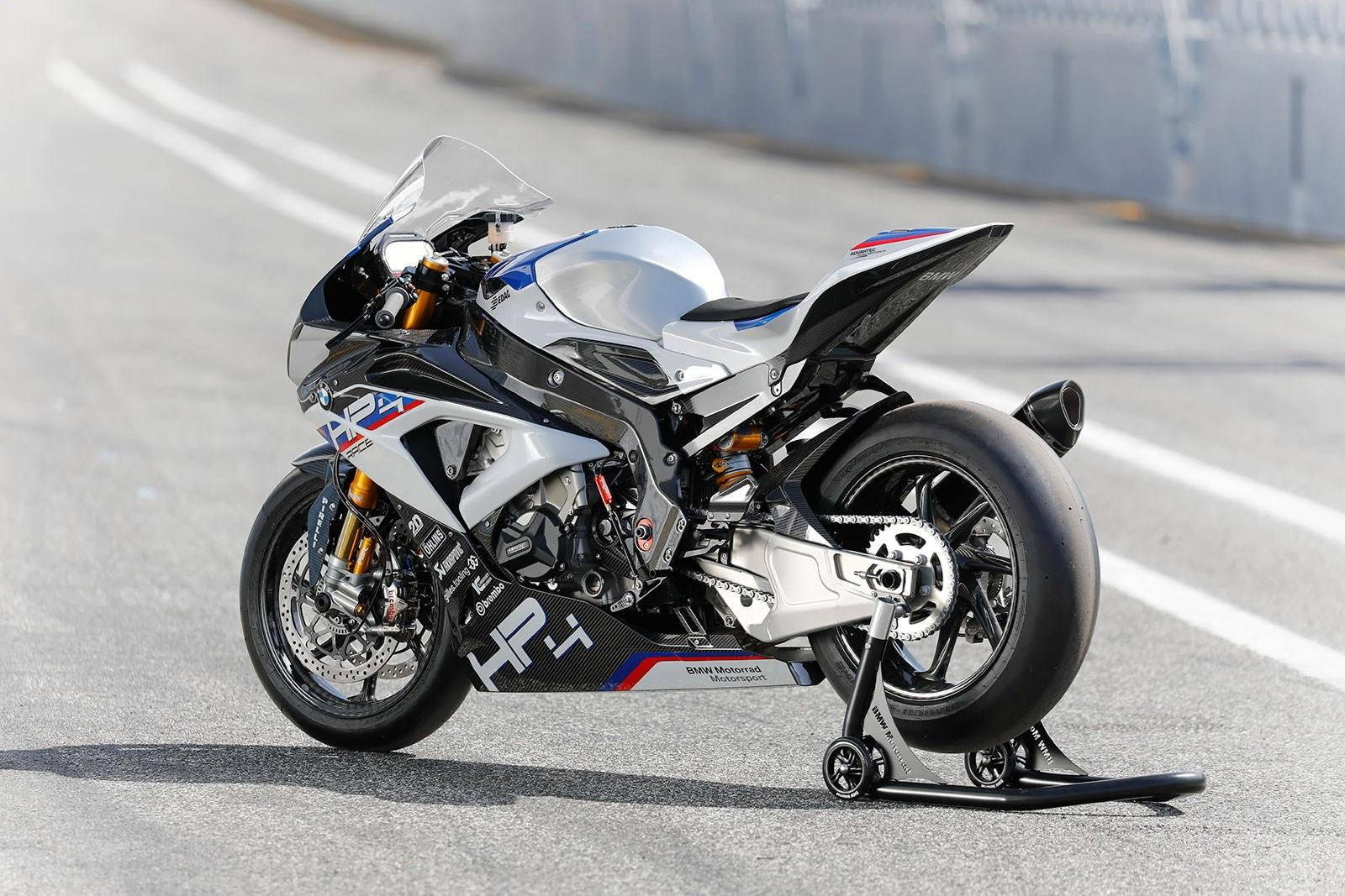 Bmw Hp4 2017 On Review Mcn