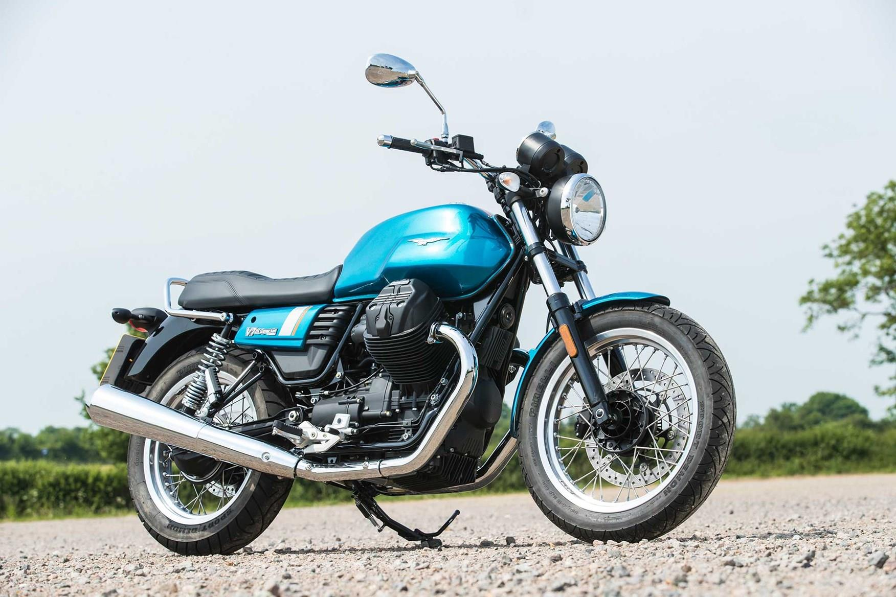 MOTO-GUZZI V7 SPECIAL (2017-on) Review | MCN