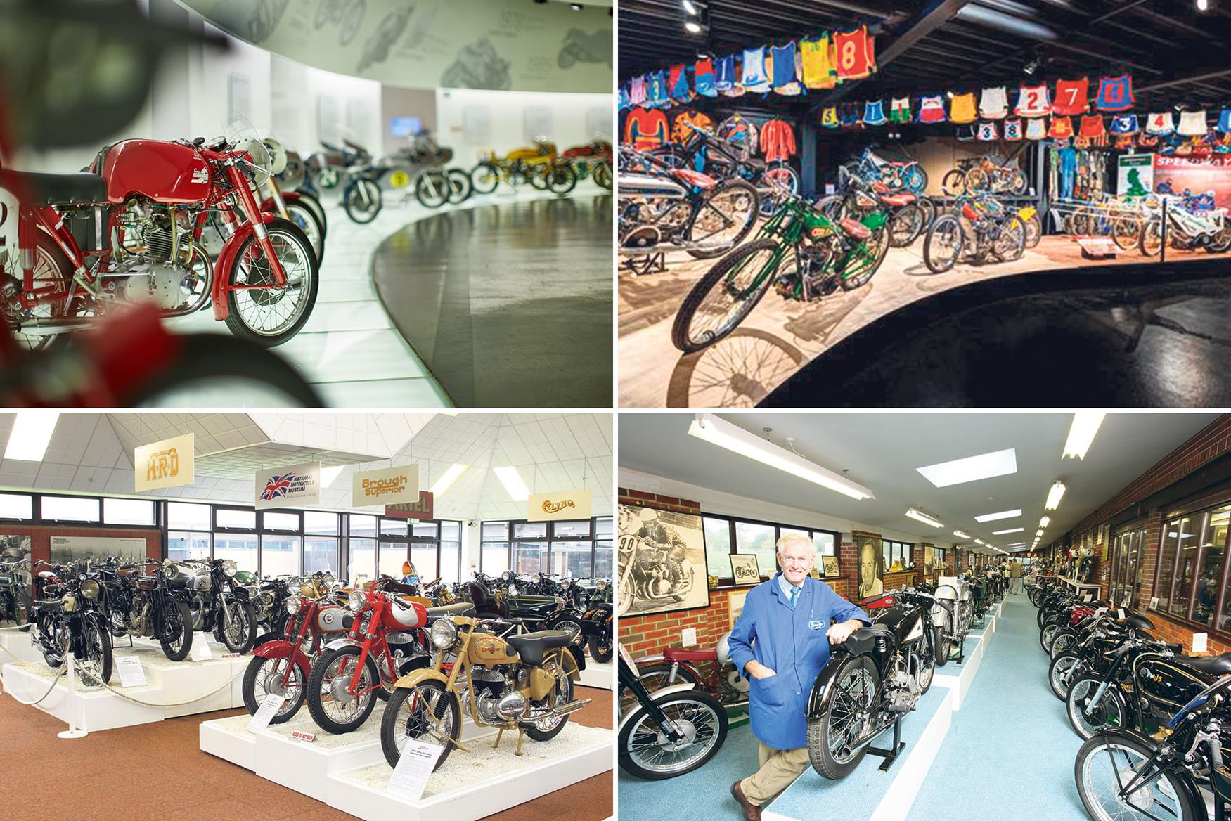 Top 10 Must Visit Museums (you Can Ride To)