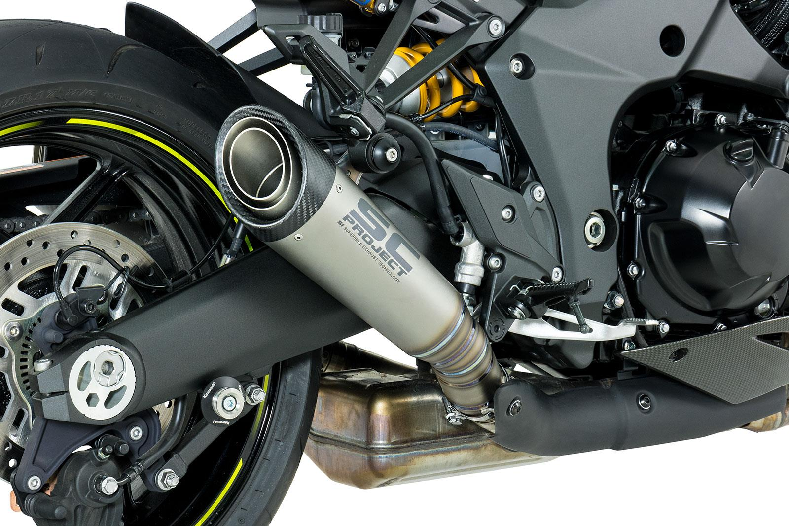Sc Project Pipe Up With New Silencers Mcn