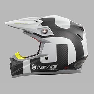 Husqvarna Moto9 Railed helmet