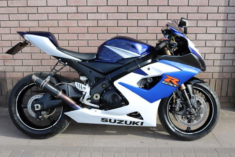 Suzuki GSX-R1000 K5 motorcycle for sale