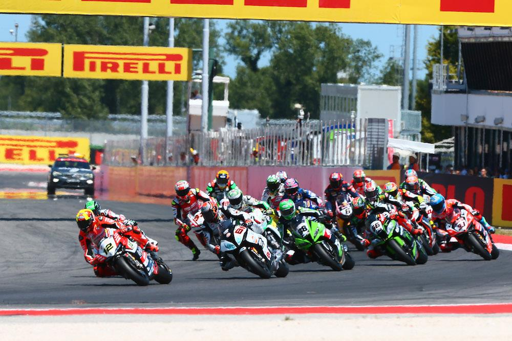 Rea extends lead at top of Superbike standings