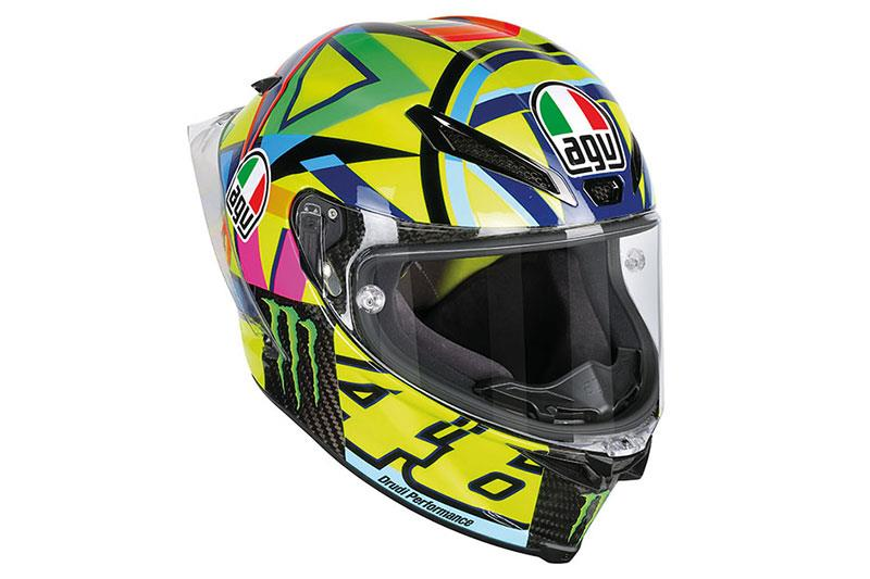 AGV Pista GP-R helmet