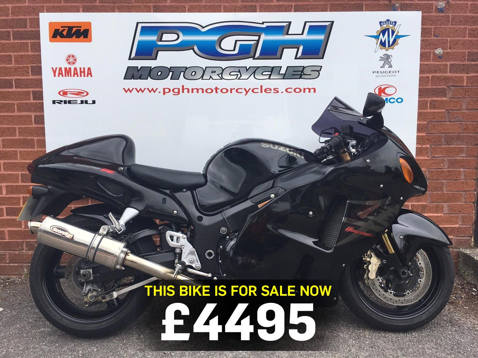 Bike Of The Day: Suzuki Hayabusa