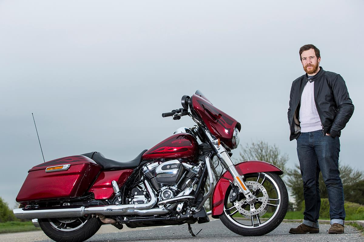 MCN Fleet: The Street Glide has finally clicked | MCN