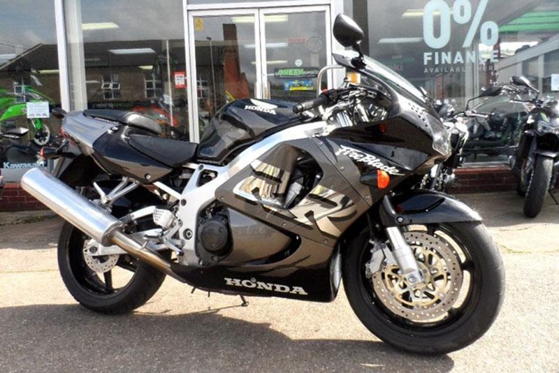Honda CBR900RR Fireblade motorcycle for sale