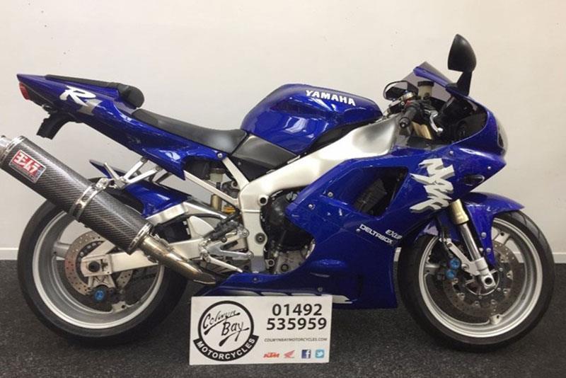 Kawasaki ZX-7R motorcycle for sale