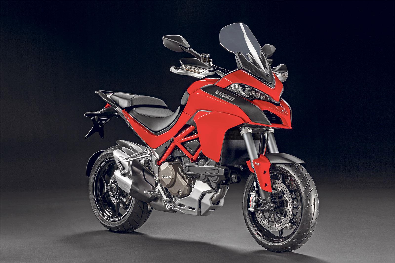 Ducati Multistrada Weight