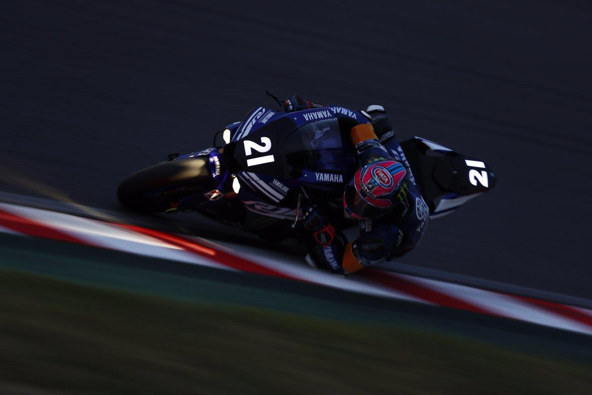 Yamaha Factory on pole at the Suzuka 8 Hours