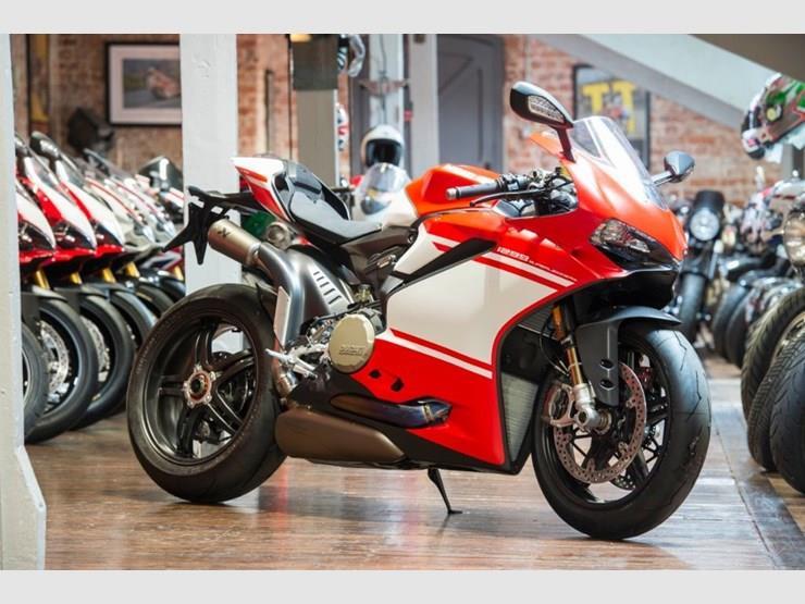 Ducati 1299 Superleggera motorcycle for sale