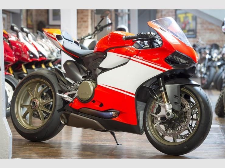 Ducati 1199 Superleggera motorcycle for sale