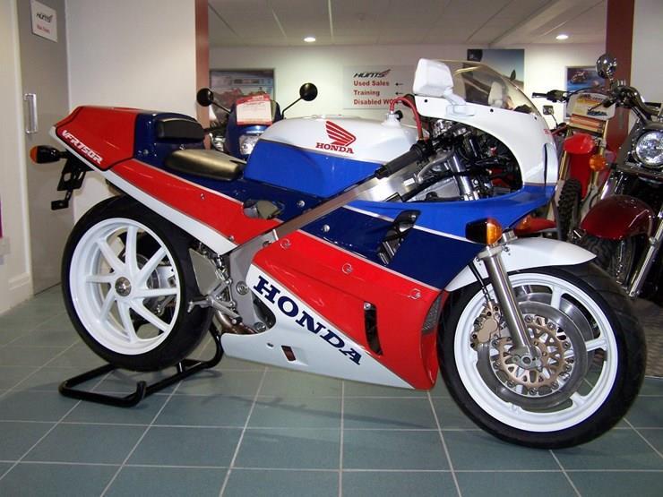 Honda VFR750 RC30 motorcycle for sale