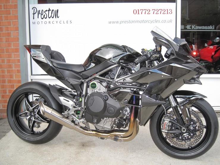 Kawasaki Ninja H2R motorcycle for sale