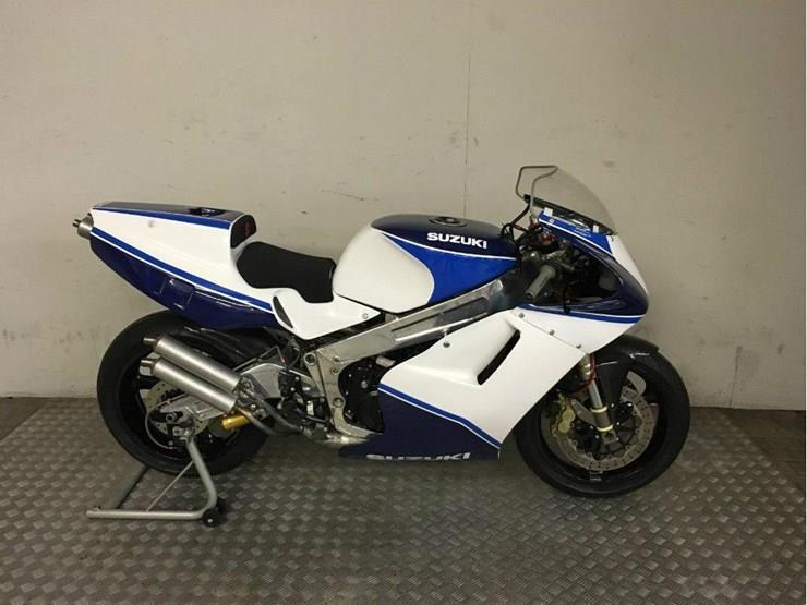 Suzuki RG500 motorcycle for sale