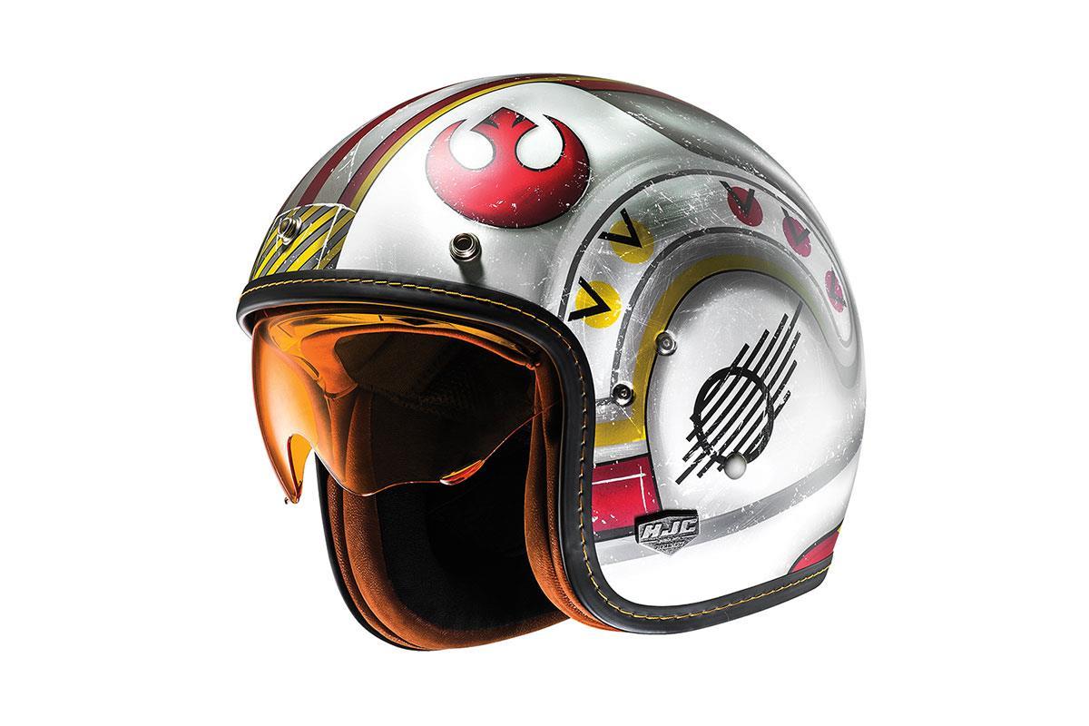HJC unveil more Star Wars helmets | MCN