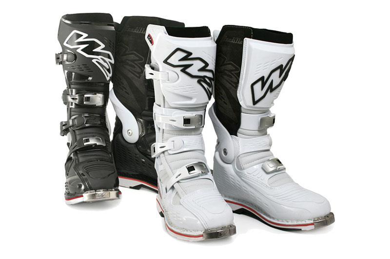 W2 Unadilla Motocross boots
