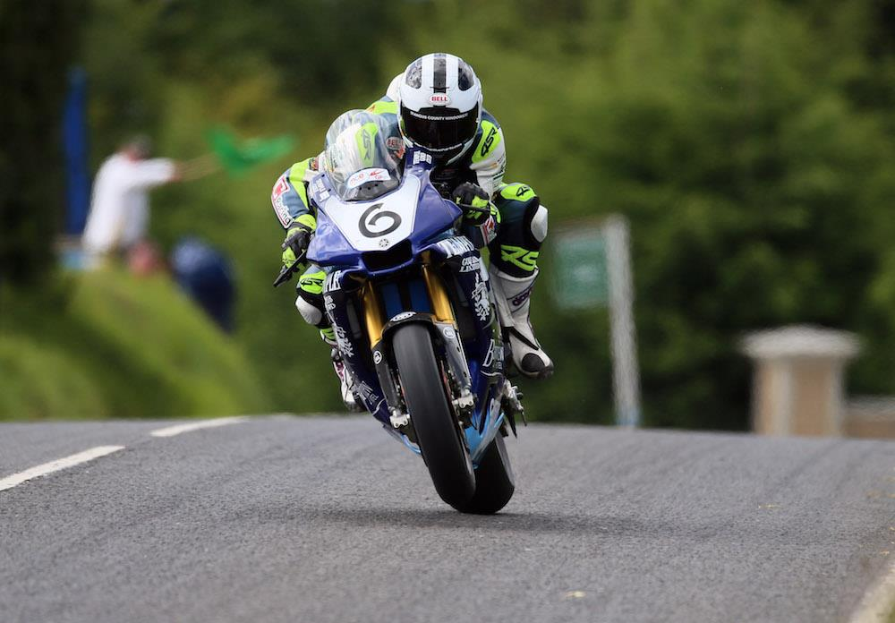 Ulster GP: William Dunlop out of Dundrod 150 Superbike race | MCN