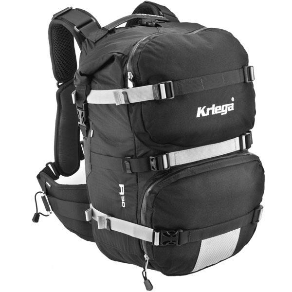 Kriega R30 motorcycle rucksack