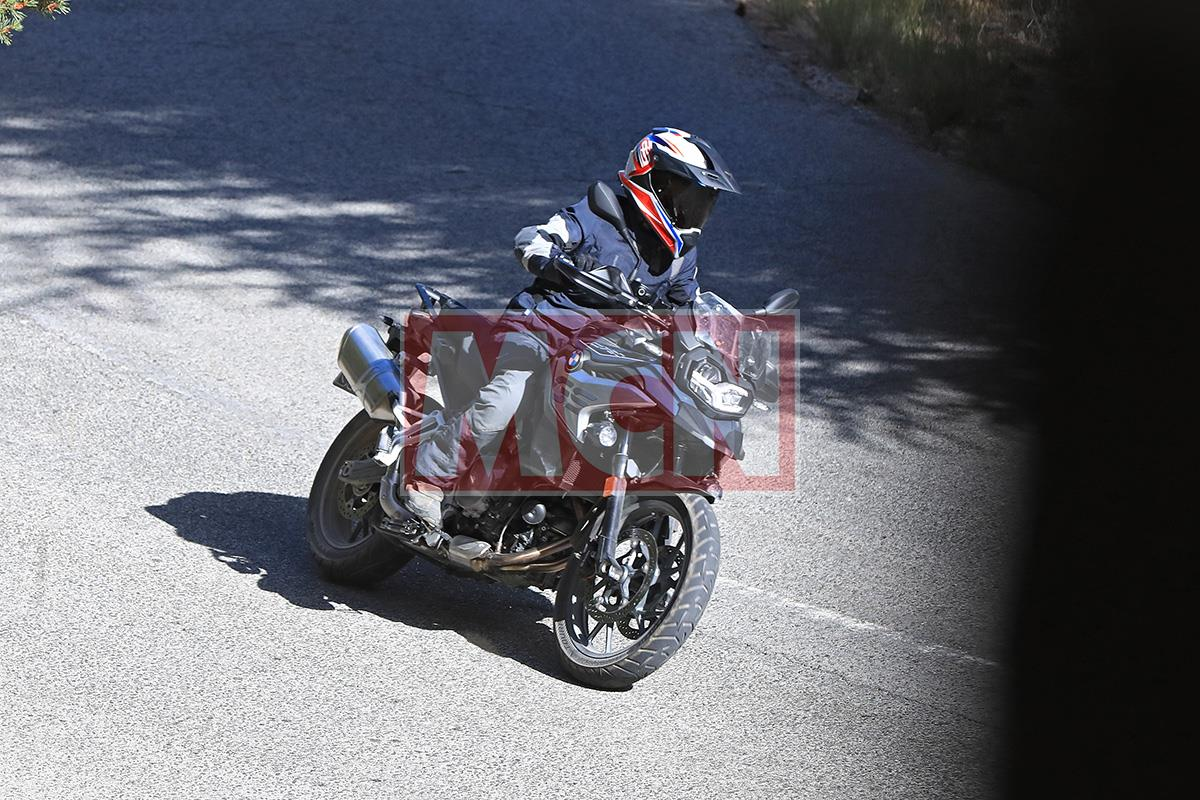 New Bmw F750gs Spied Mcn