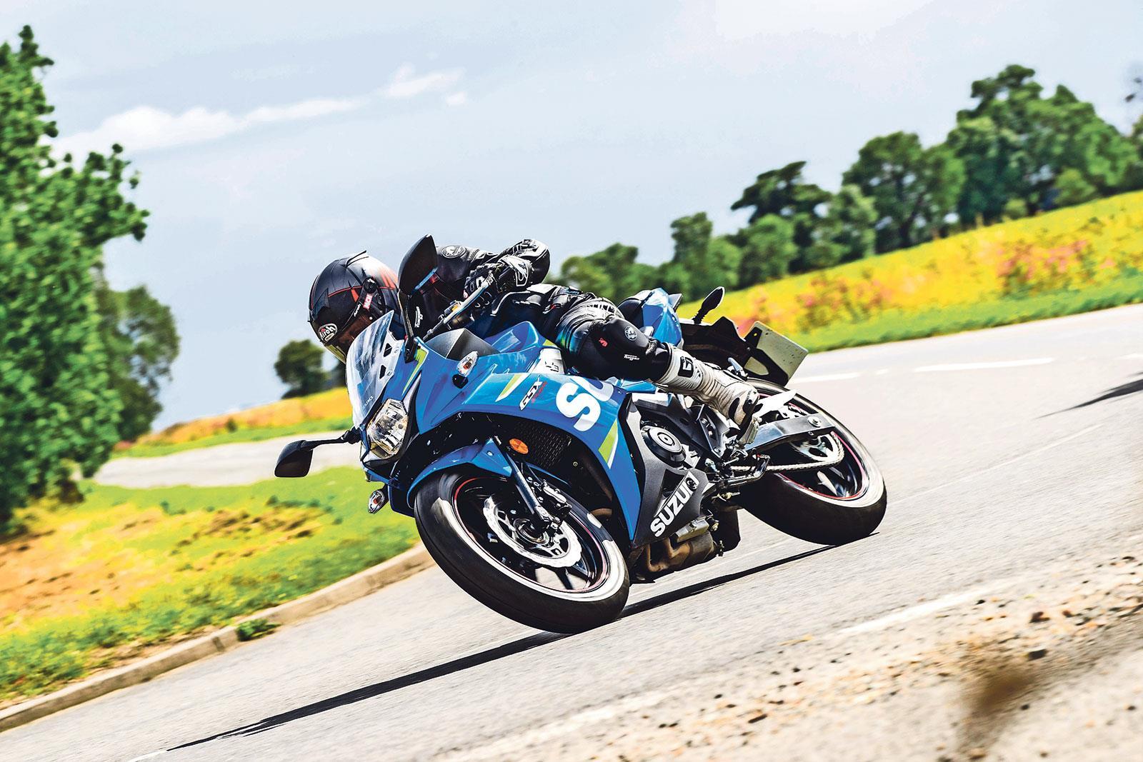 Suzuki GSX250R #ride5000miles