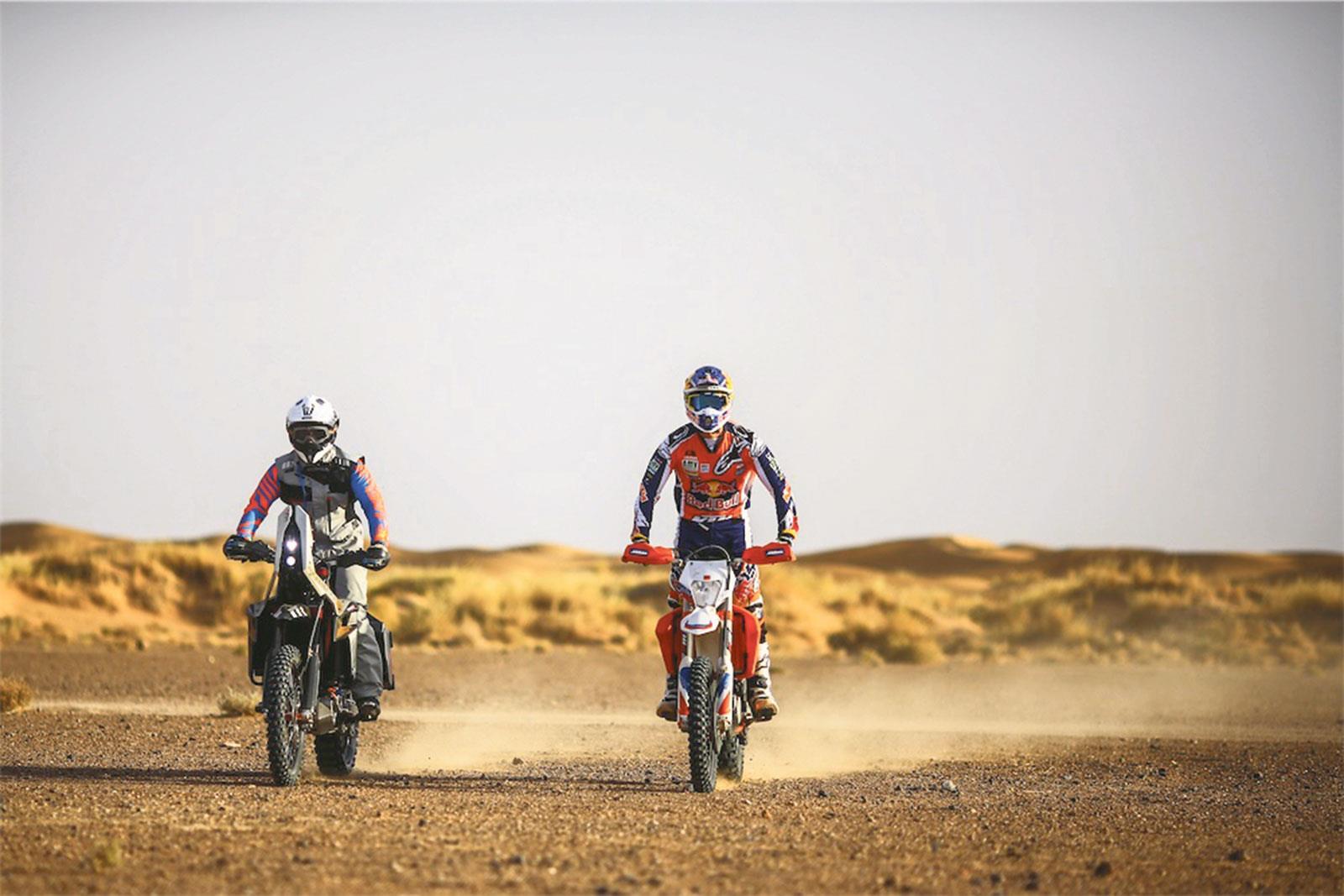 Desert riding #ride5000miles